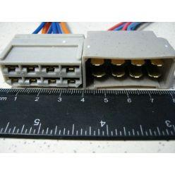 Альфа К-т электропроводки 8-контактный