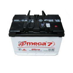 А-мега  Аккумулятор  6СТ-75 АЗ(0 Ultra+  )