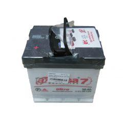 А-мега  Аккумулятор  6СТ-50 АЗ (1) Ultra+