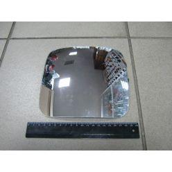 ST. Зеркало RYWAL (вставка) дополнительное RENAULT Premium, Midlum, Midliner с подогревом (189x189)