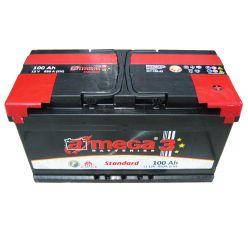 А-мега  Аккумулятор  6СТ-100 АЗ(0) STANDARD