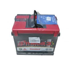 А-мега  Аккумулятор  6СТ-60 АЗ(1) STANDARD