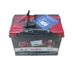 А-мега  Аккумулятор  6СТ-74 АЗ(0) STANDARD
