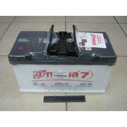 А-мега  Аккумулятор  6СТ-105 АЗ(1)  Ultra
