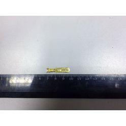 Клемма плоская (папа) 6,3 мм (98394)