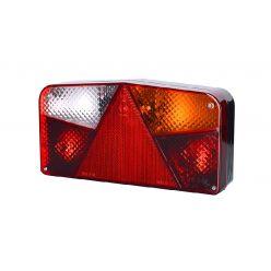 Задний комбинированный фонарь Horpol MD 33 треугольник-отражатель задний ход правый