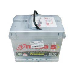 А-мега  Аккумулятор  6СТ-60 АЗ  (1) Premium