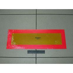 Светоотражающие таблицы для трейлеров ,2 шт