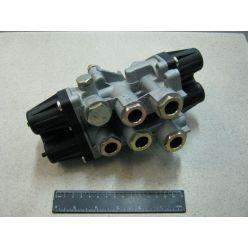 Клапан защитн. MB Actros 4-x контурный (пр-во Avtech)
