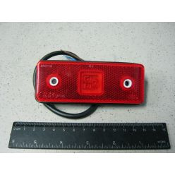 BH. Лампы габаритные-LED 24V,красные