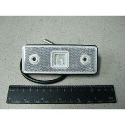 BH. Лампы габаритные-LED 24V,белые