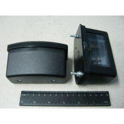 BH. Лампа для подсветки номерного знака,черная