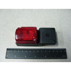 BH. Лампа габаритная,подвесная большая,красная