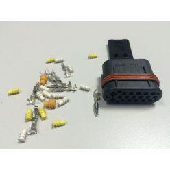 Корпус разъема с контактами  AT 2000 ST (пр-воWebasto)