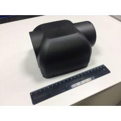 Крышка задняя D4 75 мм,90гр  (пр-во EBERSPACHER)