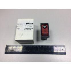 Выключатель кнопка аварийного сигнала MAN  (пр-во Pacol)