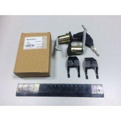 Элемент замка кабины Renault Magnum DXI  (2 личинки+2 ключа)