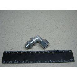 Штуцер угловой M12x1.5 (диам. 8) (пр-во Peters)