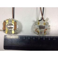 Щеткодержатель мотора нагнетателя с щетками в сб.  Webasto AT 2000