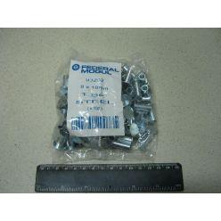 Заклепка 8х18 накладки колодки тормоза (100 шт.) (пр-во FERODO)