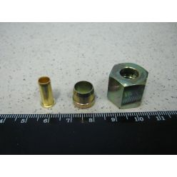 Р / к трубки ПВХ (Dвнут. = 8мм, М14х1,5) (RIDER)