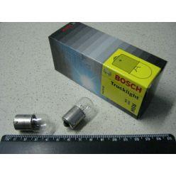 Лампа 24V R5W24V 5W BA15s (вир-во Bosch)