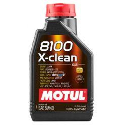 Олива моторна Motul 8100 X-clean 5W-40 1l