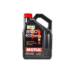 Моторное масло Motul 8100 Eco-nergy 5W-30 - 4 л