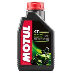 Моторное масло Motul 5100 4T 10W-40 - 1 л