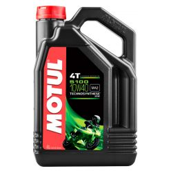 Моторное масло Motul 5100 4T 10W-40 - 4 л