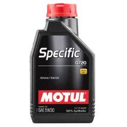 Моторное масло Motul Specific 0720 5W-30 - 1 л