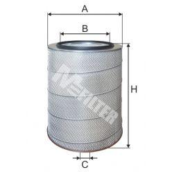 Фильтр воздушный IVECO (пр-во M-filter)