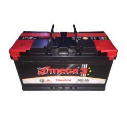 А-мега  Аккумулятор  6СТ-100 АЗ(1) STANDARD