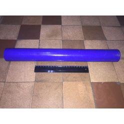 КСМ. Патрубок радиатора верхний (L=420*40*50, 4-х шар.,силикон)