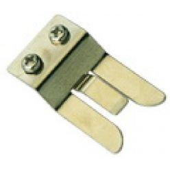 Крепление металлическое для микрофона (тангенты) автомобильной радиостанции