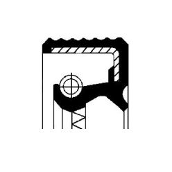 Прокладка дифференциала MAN (Corteco)