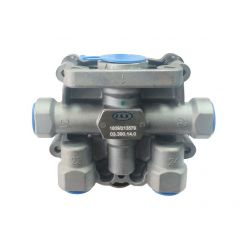 Клапан 4-х контурный защитный MAN (пр-во F.S.S)