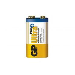 Батарейка GP 6LF22 (крона) 9V Ultra Plus Alkaline 1604AUP-S1