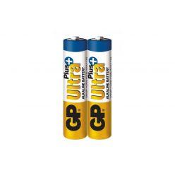Батарейка GP AAA (LR03) 1.5V Ultra Plus Alkaline 24AUPHM-2EU4