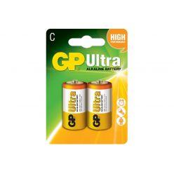 Батарейка GP C (LR14) 1,5 V Ultra Alkaline 14AU-U2