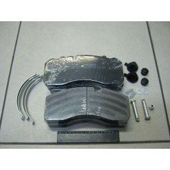 Колодка торм. диск. E-BRAKE (компл. на ось) SAF (пр-во Winnard)