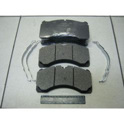 Колодка торм. диск. (компл. на ось) ROR DX195 (пр-во Techno Brake)