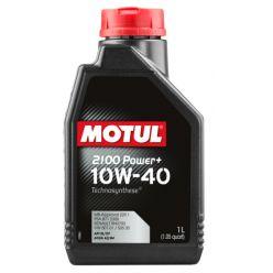 Моторное масло Motul 2100 Power+ 10W-40 - 1 л
