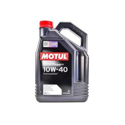 Моторное масло Motul 2100 Power+ 10W-40 - 4 л