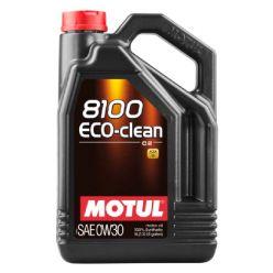 Масло моторн. Motul 8100 ECO-CLEAN  SAE 0W-30 5l