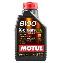 Масло моторн. Motul 8100 X-clean EFE SAE 5W-30 1l 814001