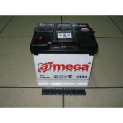 А-мега  Аккумулятор  6СТ-44 АЗ (1)