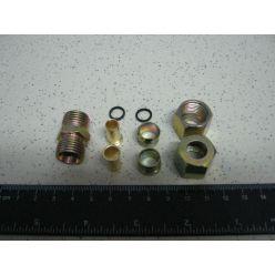 КСМ. Р/к трубки торм. (D=10мм) (9 наим)