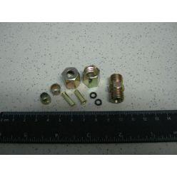 КСМ. Р/к трубки торм. (D=6мм)(9 наим)