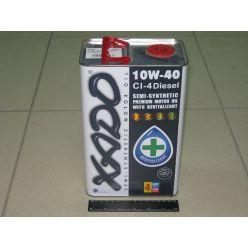 ХАДО.Масло моторное Atomic Oil 10W-40 CI-4 Diezel (4л)